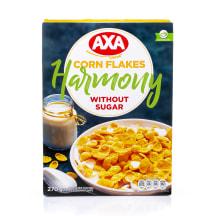 Kukurūzų dribsniai AXA HARMONY, 270 g