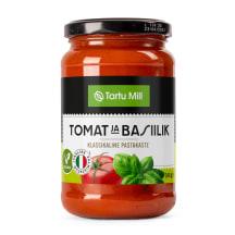 Pastakaste tomati ja basiili. Tartu Mill 340g