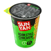 Makaronai azij. stil. višt. sk. SUN YAN, 65 g