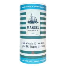 Jūras sāls Marsel smalkais 600g