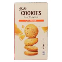 Visų gr.dalių sausainiai su apel.,160g