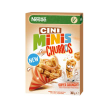 Brok. pārslas Nestle Cini Minis Churros 360g