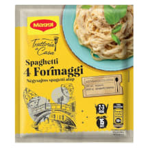 PastakasteSpaghetti 4-juustu Maggi 37g