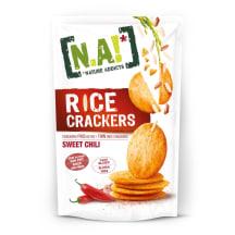 Riisikreekerid tšilliga N.A! 70g
