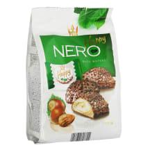 Vafliai su pieno įd. HAPPY NERO, 140 g