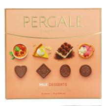 Saldainių rinkinys PERGALĖ DESSERTS, 113 g