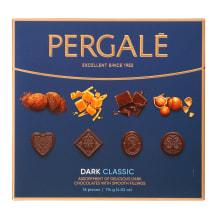 Saldainių rinkinys PERGALĖ CLASSIC, 114 g