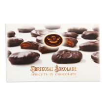 Abrikosai šokolade AJ ŠOKOLADAS, 210 g