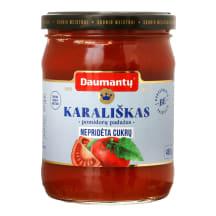 Pomidorų padažas DAUMANTŲ KARALIŠKAS, 480 g