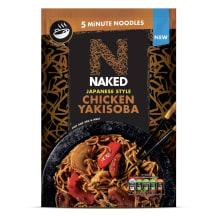 Ā/p nūdeles Naked Yakisoba ar vistu 100g
