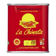 Paprika suitsutatud, tuline La Chinata 70g