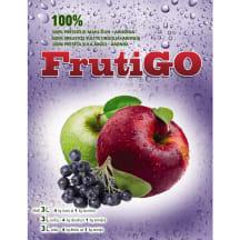 Sula FrutiGo ābolu - aroniju 100% 3l