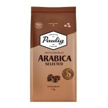 Kafijas pupiņas Paulig Arabica Selected 1kg