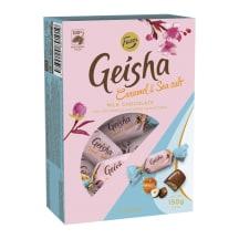 Šok.kommid karamelli ja meresoola Geisha 150g