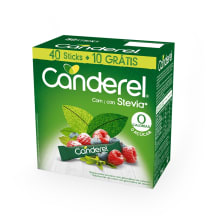Saldinātājs Canderel Stevia paciņās 50x1,5g