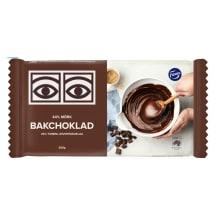 Küpsetusšokolaad tume Fazer 200g
