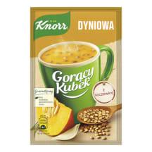 Kõrvitsasupp läätsedega Knorr 22g