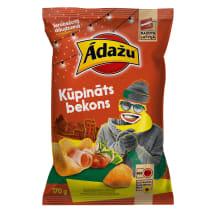 Kartupeļu čipsi Ādažu Kūpināts bekons 170g