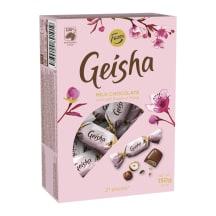 Pien.šok. saldainiai lazd.rieš., GEISHA, 150g