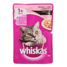 Kons. kaķiem Whiskas ar lasi 100g