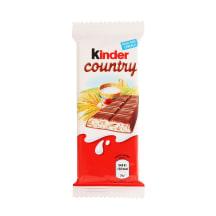 Piimašokolaad Kinder Country 24g