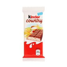 Piimašokolaad Kinder Country 24g