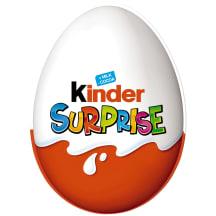Šokoladinis kiaušinis KINDER SURPRISE, 20g