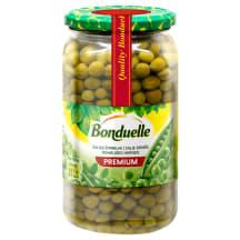Konservēti zaļie zirnīši Bonduelle 660g/465g