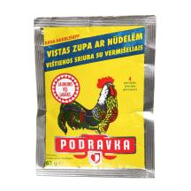 Vištienos sriuba su vermišel., PODRAVKA, 62g