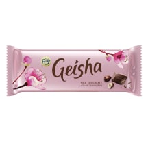 Pieninis šokoladas su pien.įd., GEISHA, 100g
