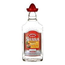 Tekila SIERRA Silver, 38%, 0,5l