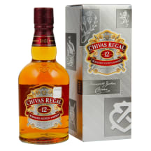 Viskijs Chivas Regal 12YO 40% 0,5l