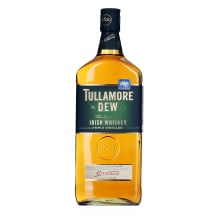 Viskijs Tullamore Dew 40% 1l
