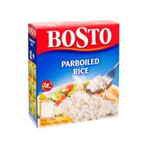Aurutöödeldud riis Bosto 4x125g