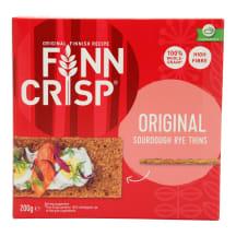 Rudzu sausmaizītes Finn Crisp 200g
