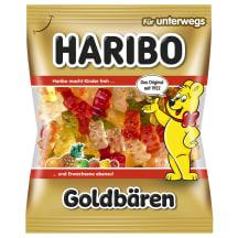 Želejkonfektes Haribo goldbaren 100g