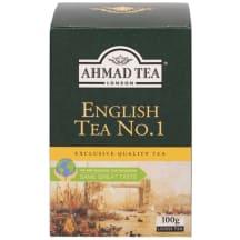 Melnā tēja Ahmad Tea English Nr.1 100g