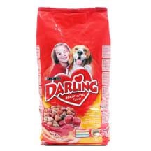 Koerasööt lin-juur. Purina Darling 3kg