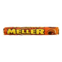 Karameliniai saldainiai šok.įd., MELLER, 38g