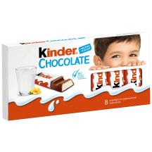 Šokoladas KINDER T8, 100g