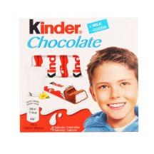 Piimašokolaad piimatäidisega Kinder 50g