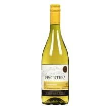 Baltas sausas vynas FRONTERA CHARDON., 0,75l