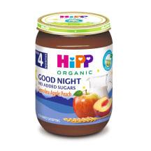 Teraviljapuder Hipp piims.&puuv. 4+ 190g