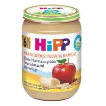 Ekol.obuol.ban.grūd. tyrelė HIPP, 6mėn., 190g