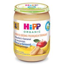 Biezenis Hipp ābolu banānu cepumu BIO 190g