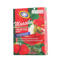 Tarretisepulber maasikamaitseline Mikaado 80g