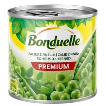 Konservēti zaļie zirnīši Bonduelle 200g/130g