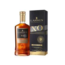 Cognac Larsen XO 40%vol 0,7l karbis