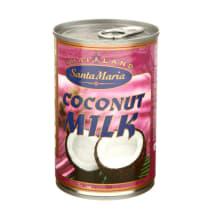 Kokosų gėrimas SANTA MARIA, 400ml