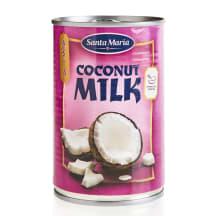 Kokosriekstu piens Santa Maria 400g